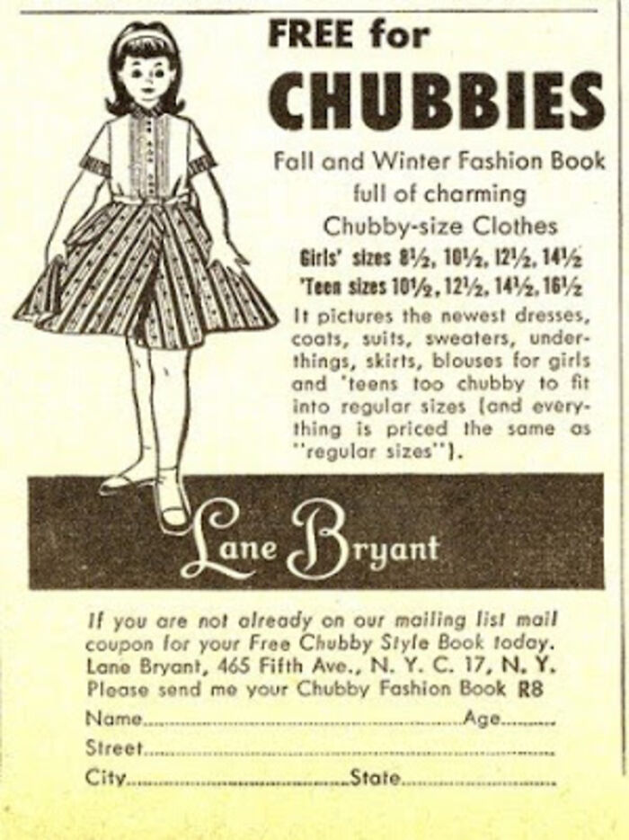 """Clothes For """"Chubbies"""""""