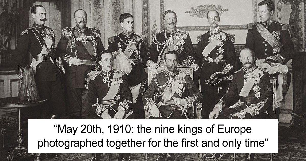 118 Amazing Historic Photos That May Surprise You