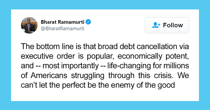 Attorney Explains Why Student Debt Cancellation Might Be Good For The Economy, Goes Viral On Twitter