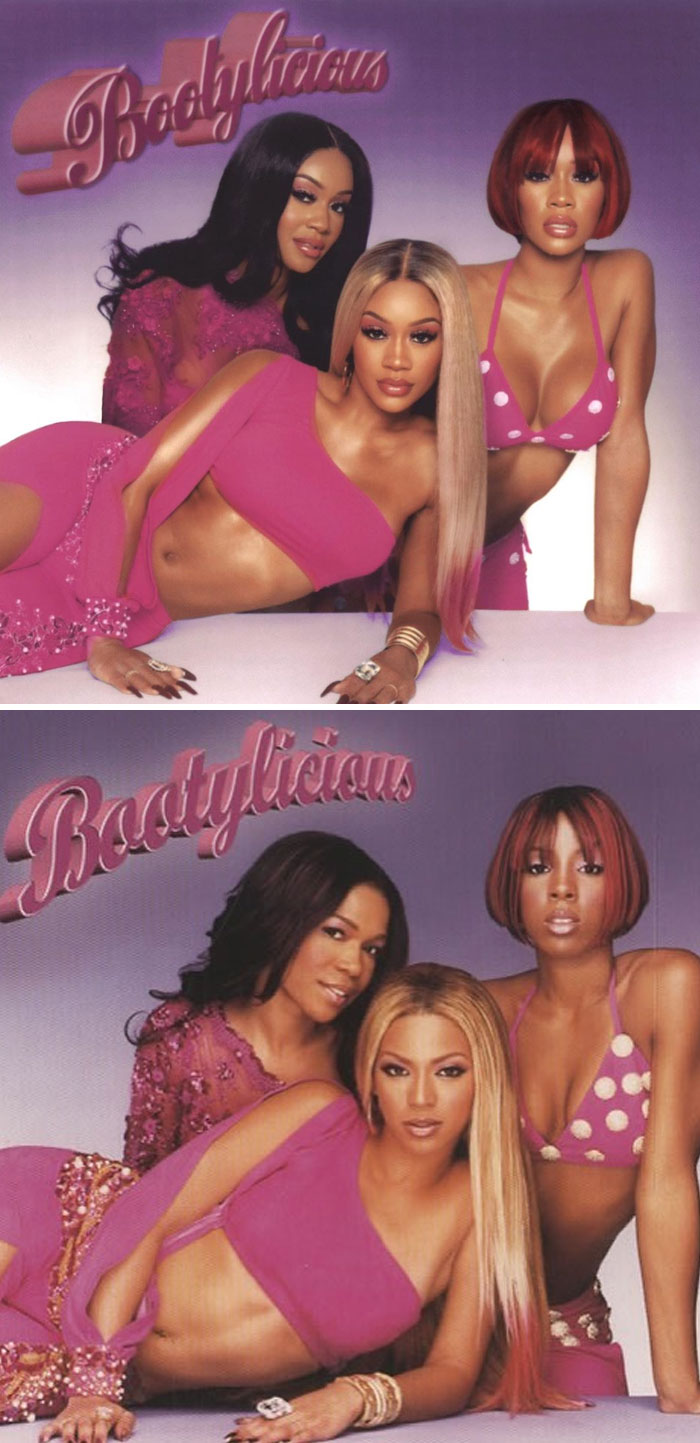 Saweetie As Destiny Child