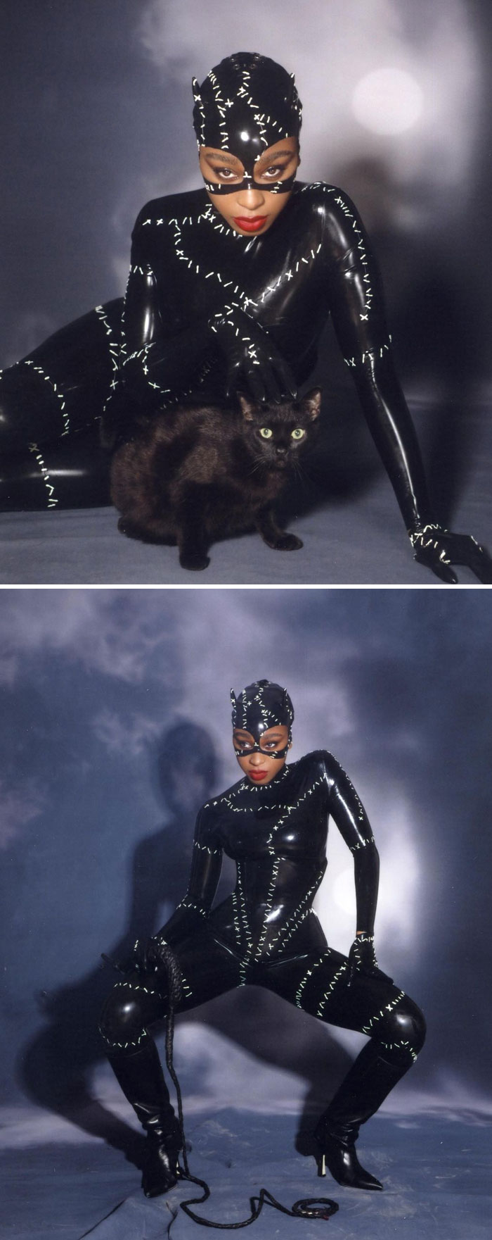 Normani As A Cat Woman