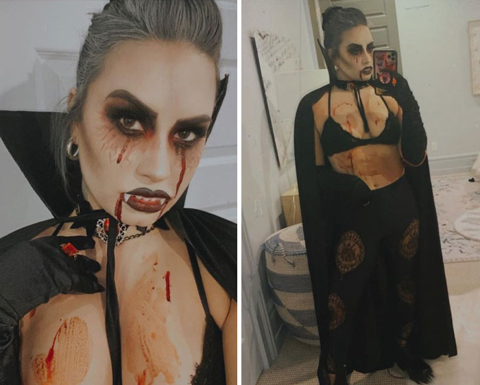 Demi Lovato As Vampire