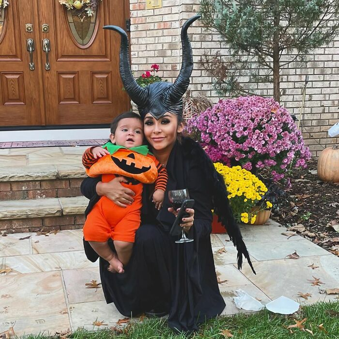 Snooki As Maleficent