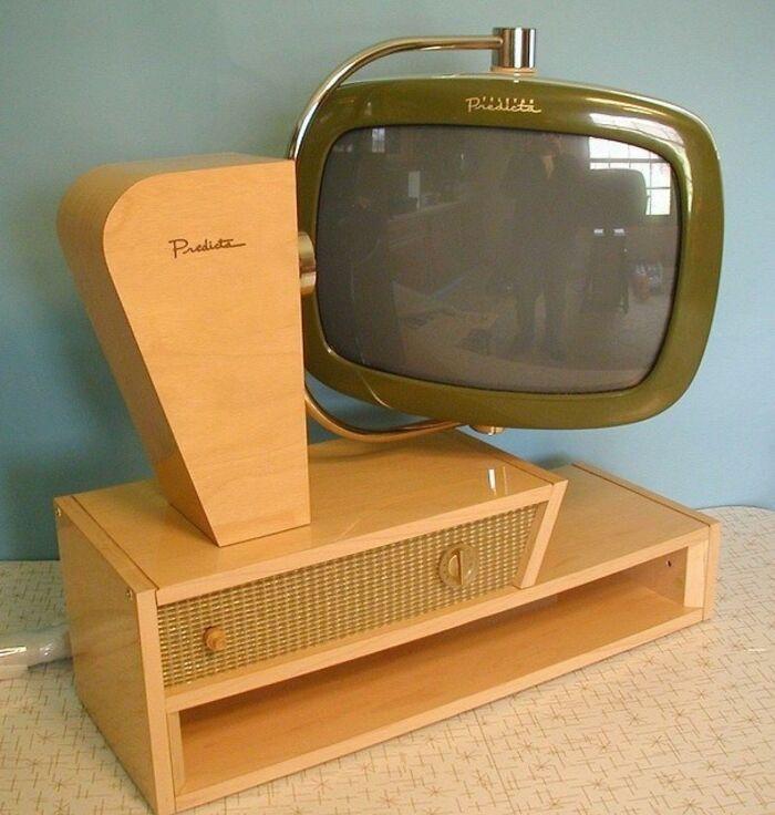 Televisión Philco Predicta de finales de los 50