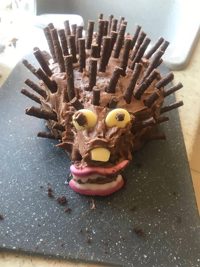 Hedgehog-Cake-Fails