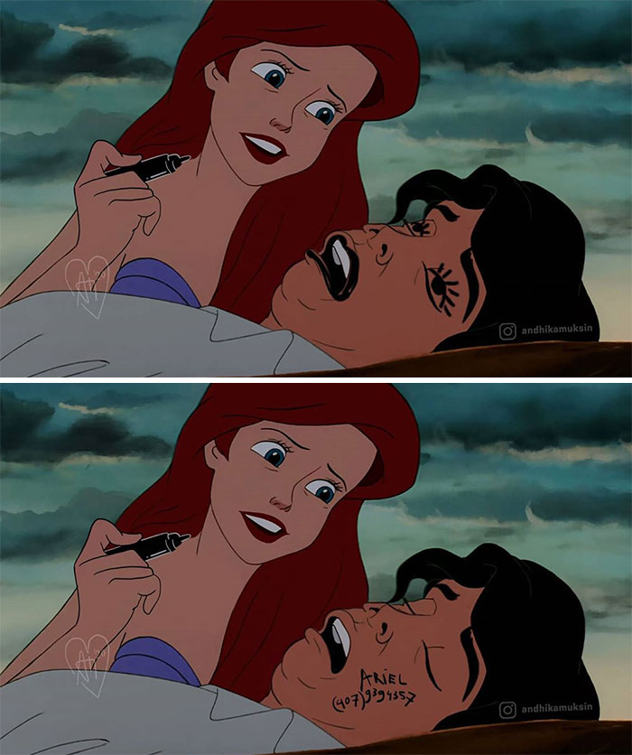 If You Were Ariel, Which One Would You Do?