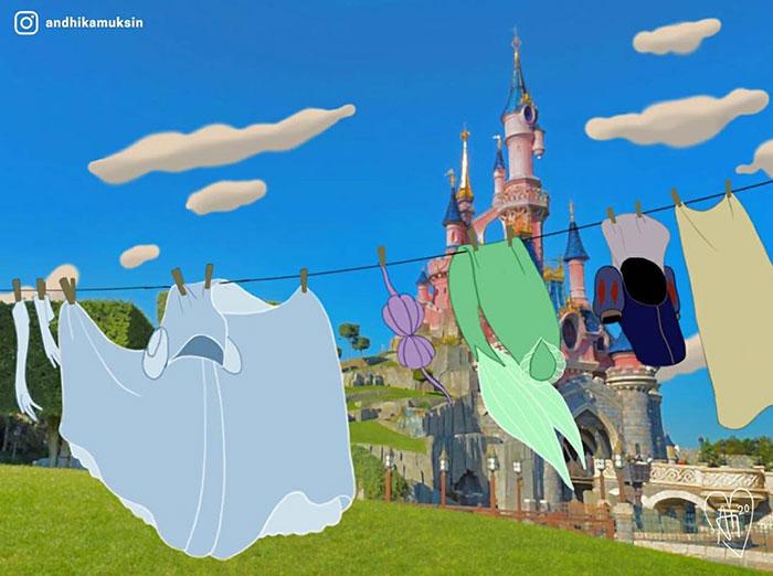Disney Lockdown
