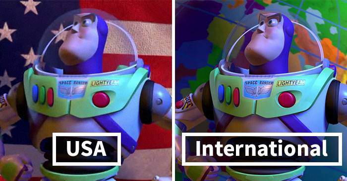 16 Times Pixar And Disney Changed Small Details In Their Films For Different Country Screenings