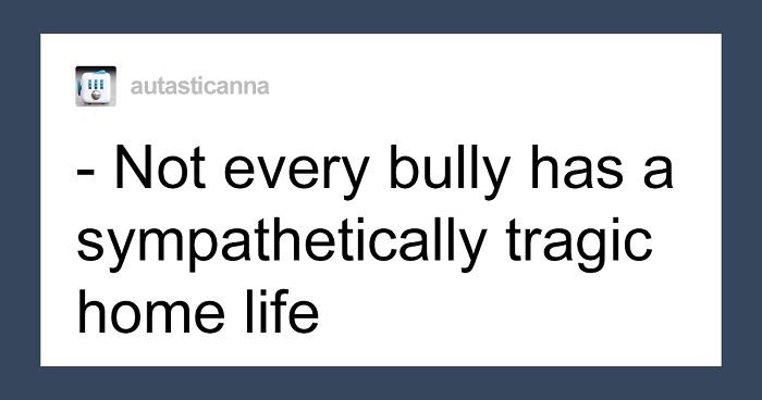 """People Who Were Bullied Are Relating To These """"Facts That Adults Don't Tell You About Bullying"""" And Saying They're True"""
