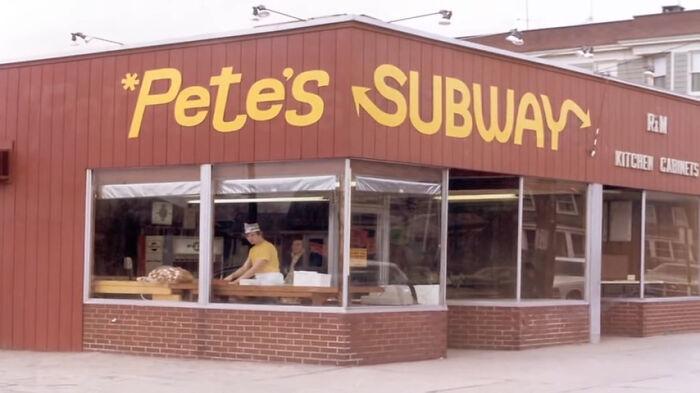 Subway, 1965