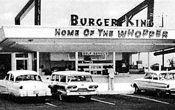 Burger King, 1953