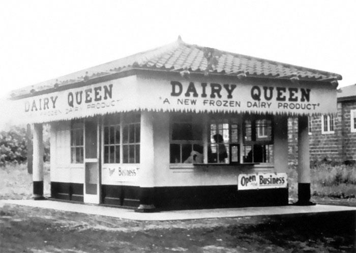 Dairy Queen, 1940