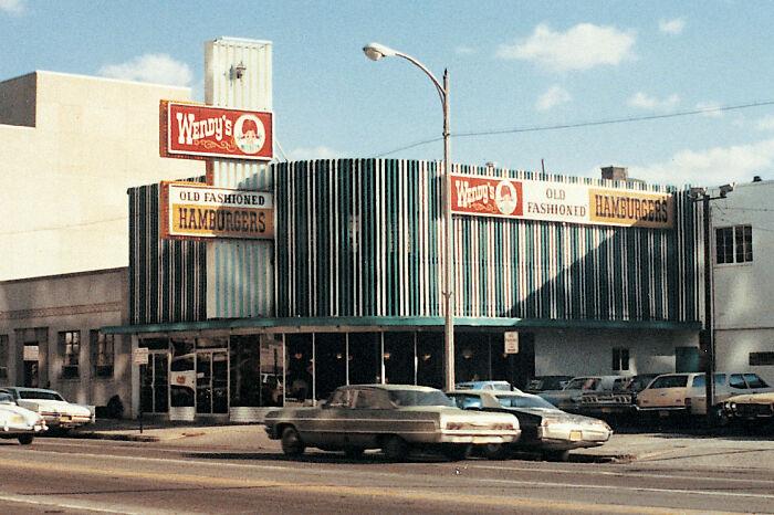 Wendy's, 1969