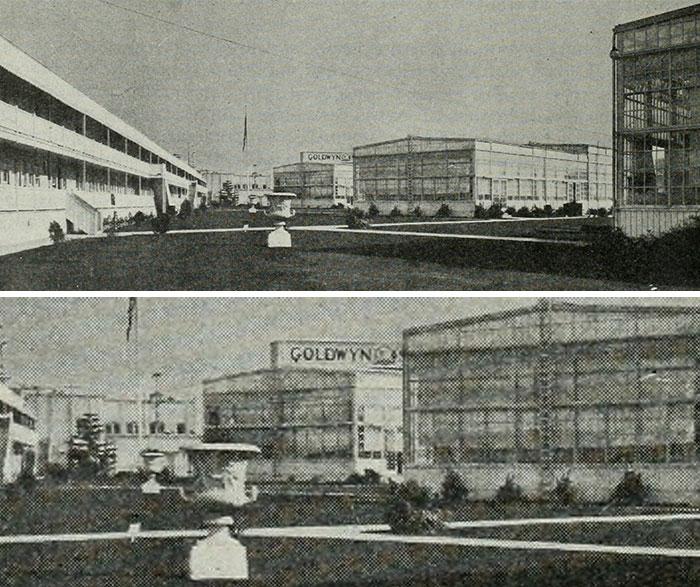 Metro-Goldwyn-Mayer Studios, 1905