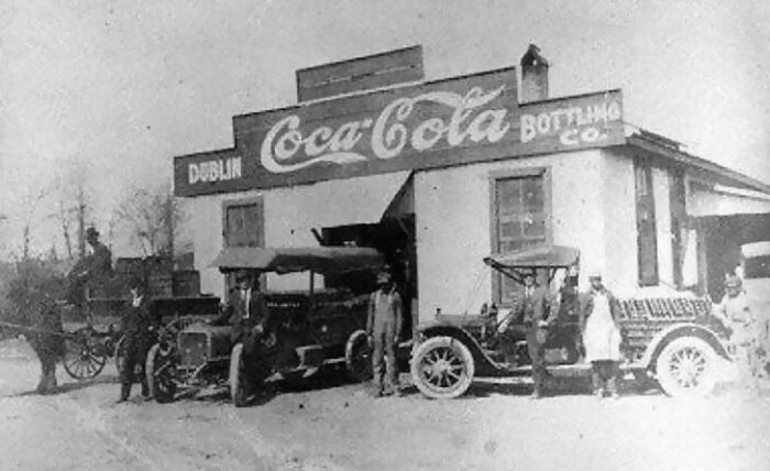 Coca-Cola, 1886