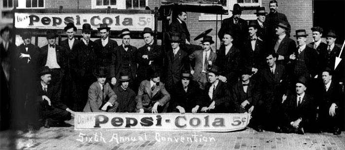 Pepsi, 1915