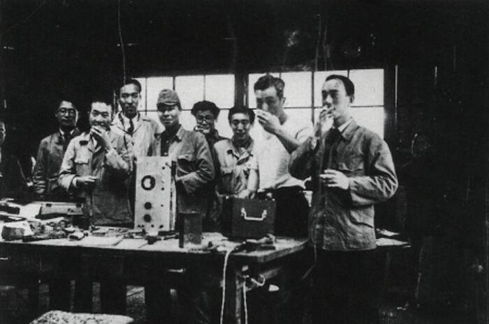 Sony, 1946