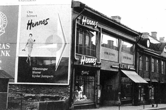 H&m, 1947