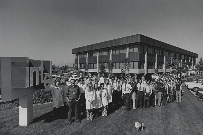Intel, 1968