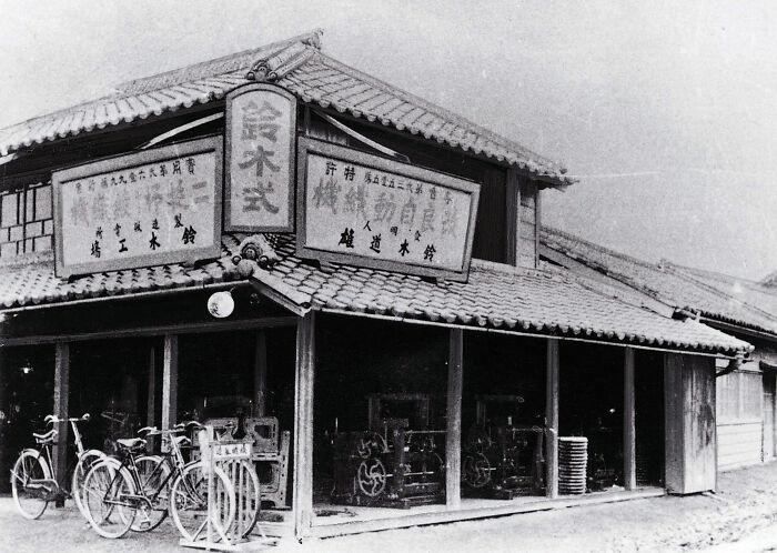Suzuki, 1909