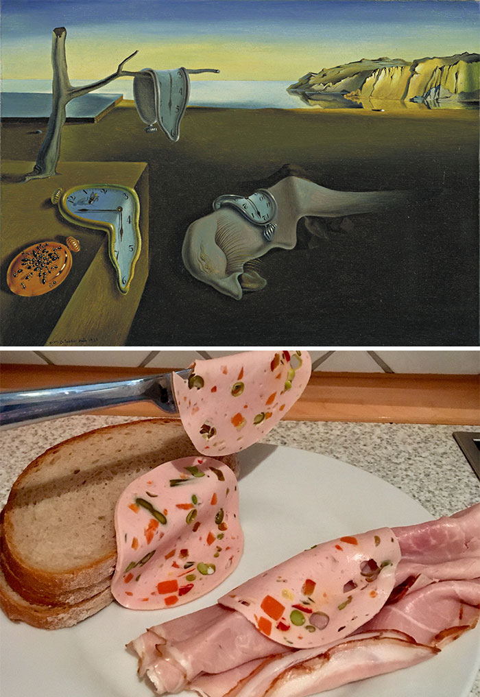 Salvador Dalí - 'The Persistence Of Memory' (1931)