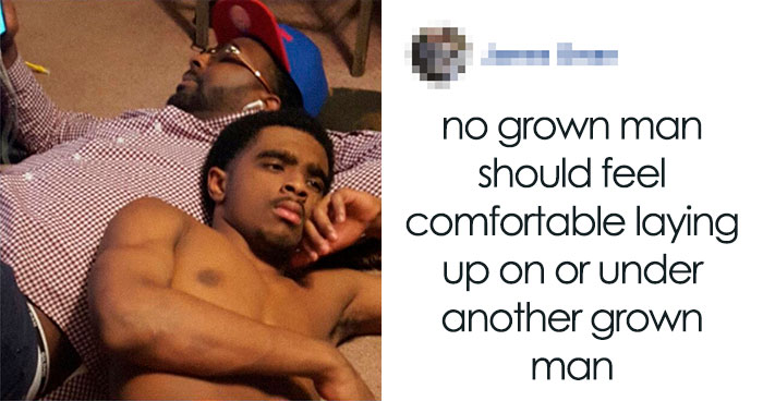 'Toxic Masculinity': People Hating On These 'Inappropriate' Dad And Son Pics Get Shut Down With The Perfect Response