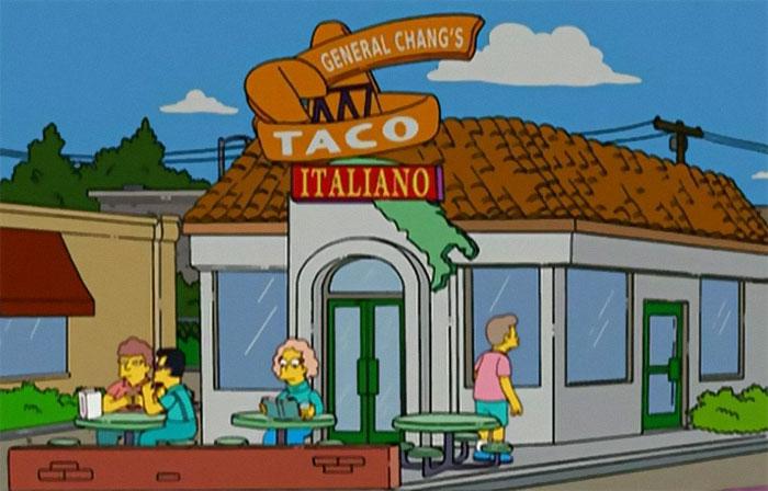 General Chang's Taco Italiano