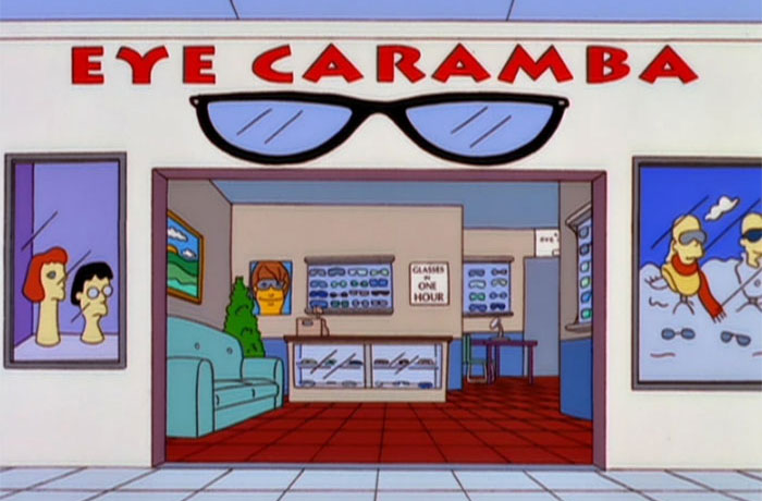 30 Business Names From 'The Simpsons' That Are Just Brilliant