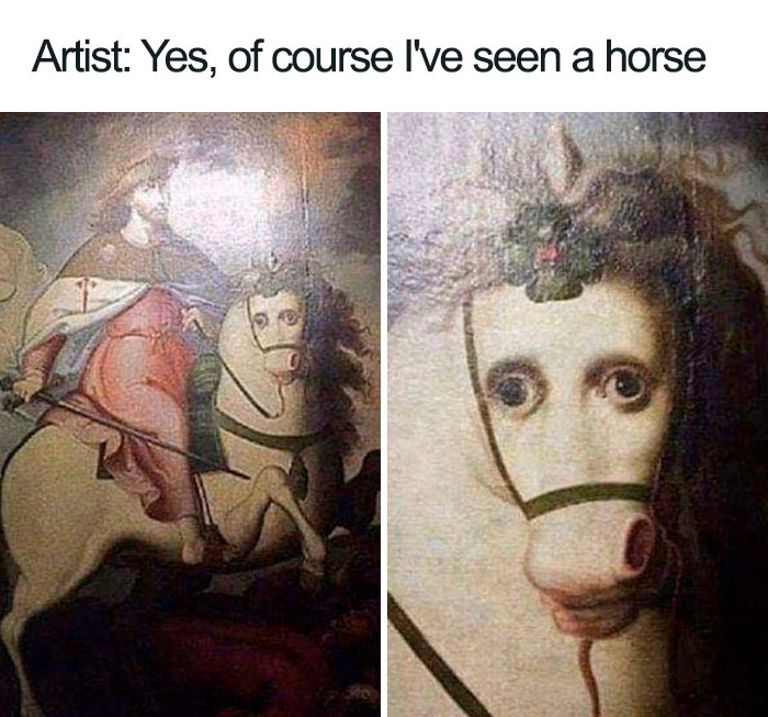 They Don't Make Horses Like They Did Back Then