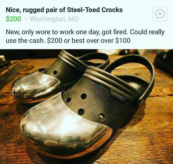 Who Doesn't Love Crocs?
