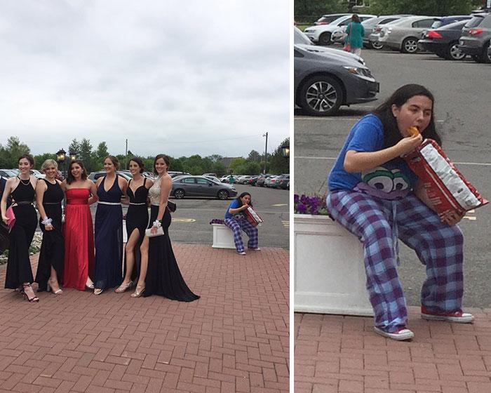 I Tried To Subtly Crash A Prom