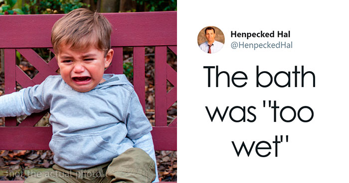 30 Parents Share The Most Stupid Things That Got Their Kids Crying