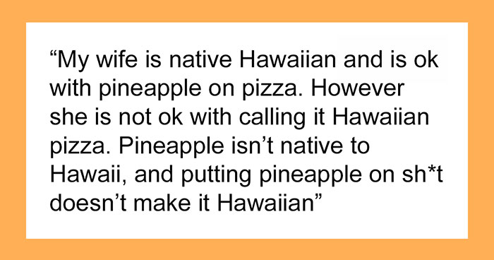 Someone Asks Hawaiians How They Feel About Hawaiian Pizza, Gets 35 Replies