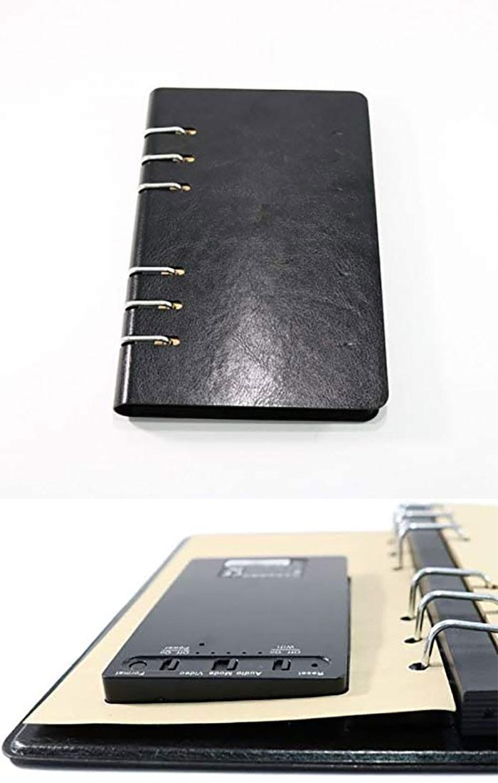 Hidden Camera Spy Cam Notebook