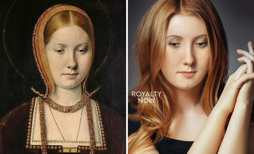 Aragonlu Catherine