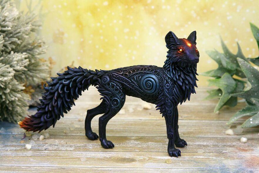Night Spirit Fox