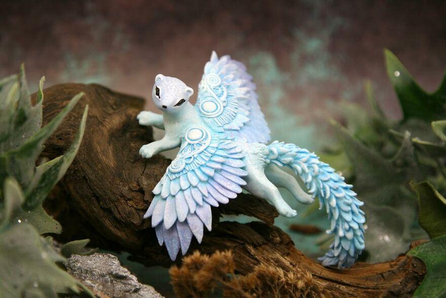 Winged Ermine