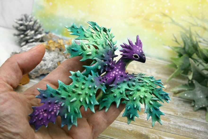 Thistle Dragon