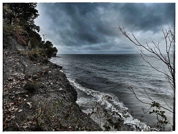 Lake Erie In October