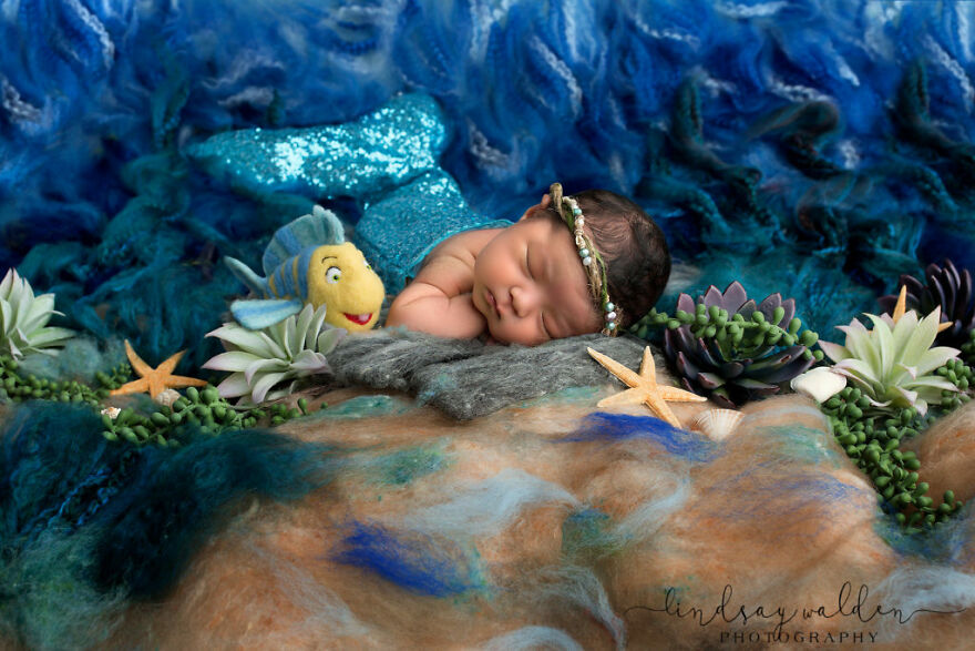 Sweet Little Mermaid