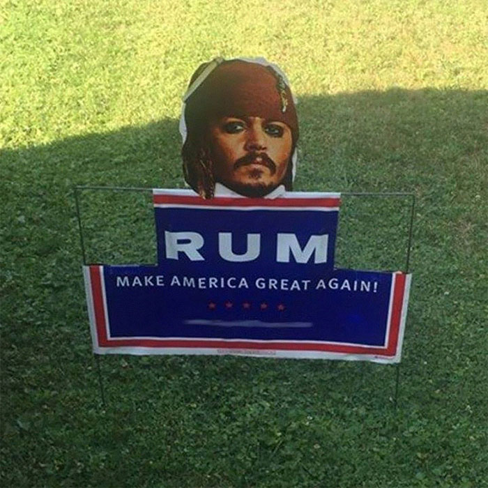 I'd Totally Vote For This Guy