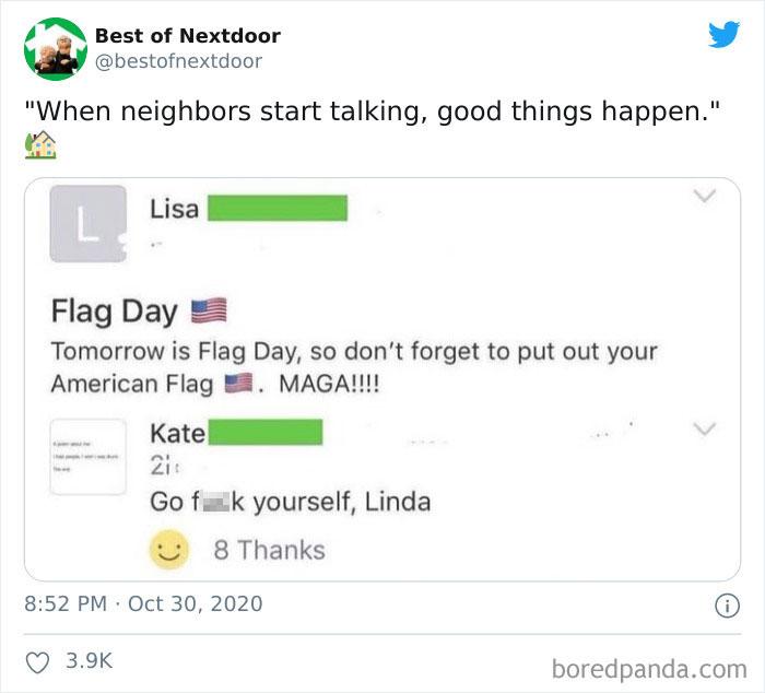 Neighbours-Nextdoor-Tweets