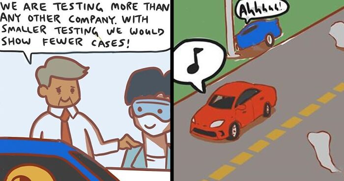 20 Comics By Bits And Pieces That People With Dark Humor Might Appreciate