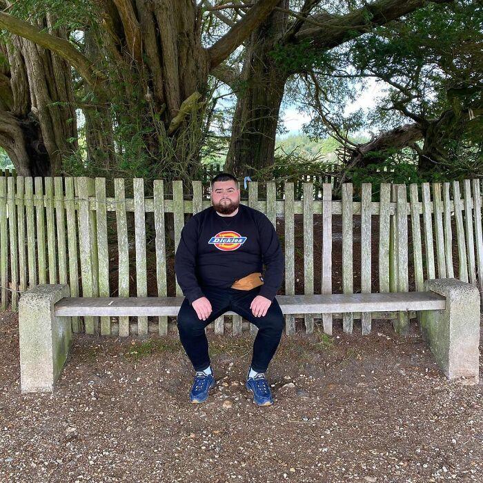 Bolton's Bench, Lyndhurst, Rating 3/10