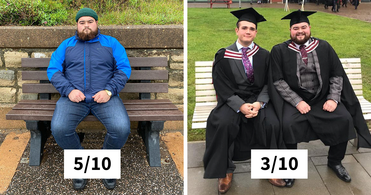 This Man Is Rating Benches All Over The UK, And His Reviews Are Spot On