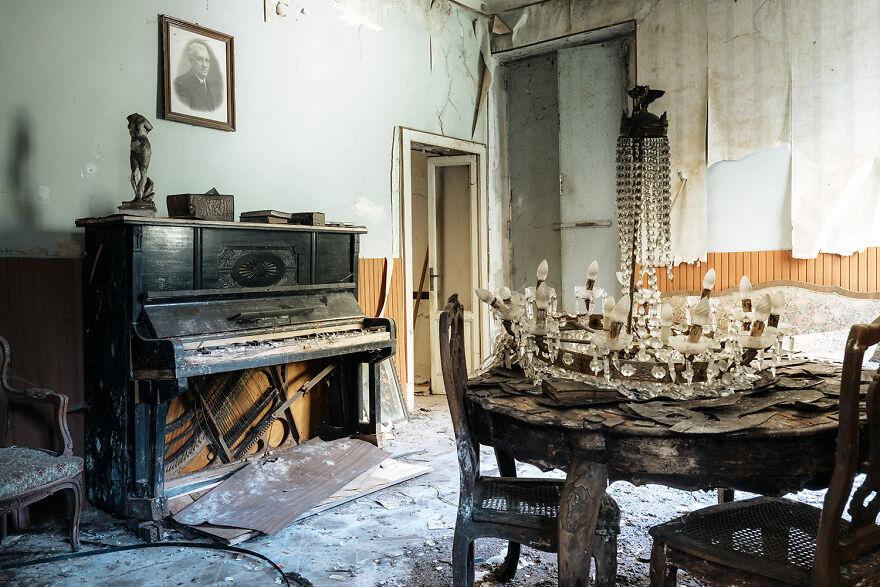 Requiem Pour Pianos 96 - Italy
