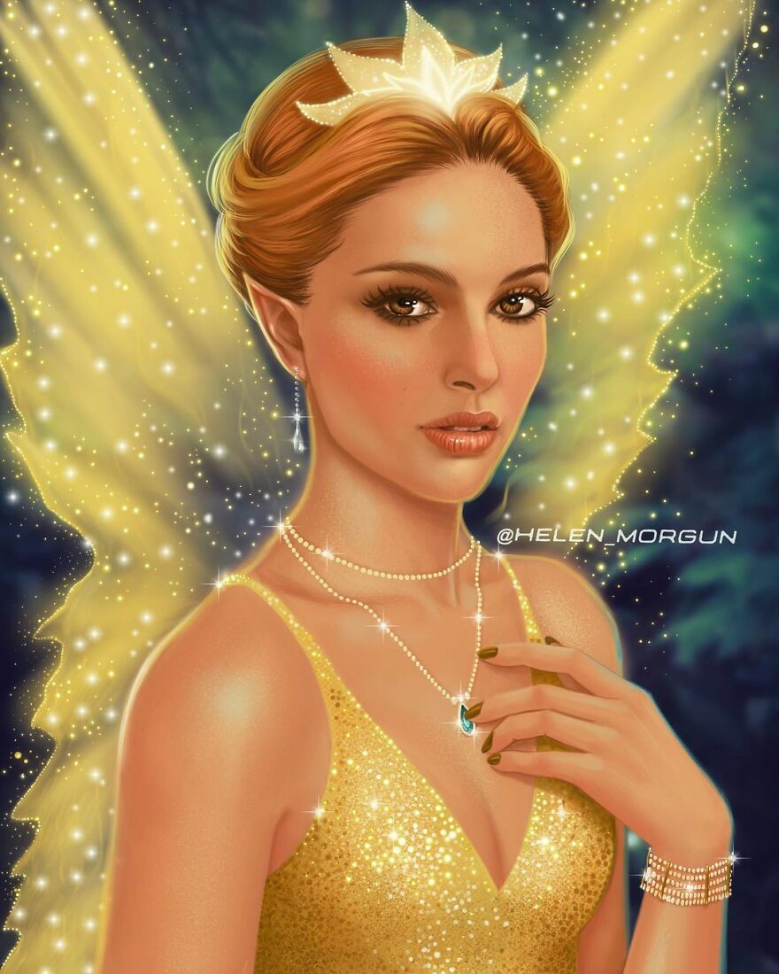 Natalie Portman As Queen Clarion