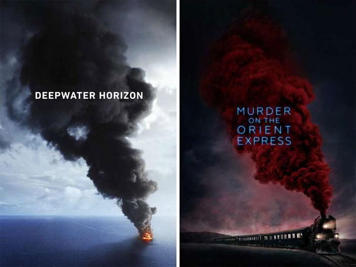Deepwater Horizon (2016) vs. Murder On The Orient Express (2017)