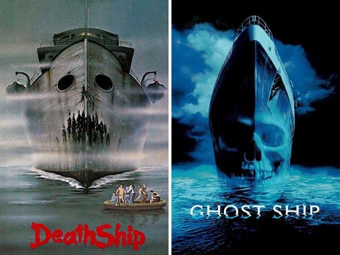Death Ship (1980) vs. Ghost Ship (2002)