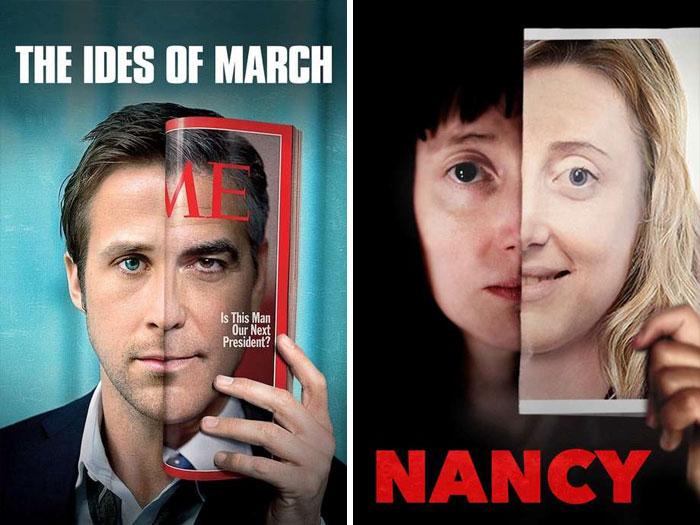 The Ides Of March (2011) vs. Nancy (2018)